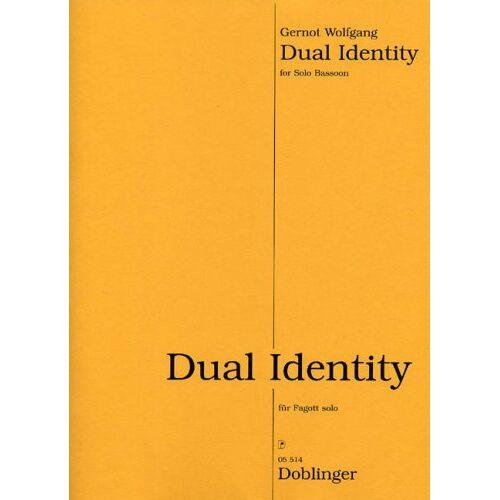 - Dual Identity. Fagott - Preis vom 24.02.2021 06:00:20 h
