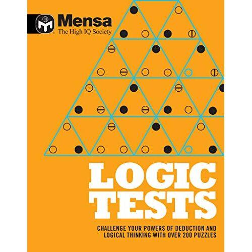 Mensa - Mensa: Mensa: Logic Tests - Preis vom 06.09.2020 04:54:28 h