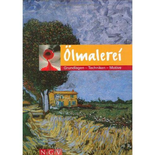 - Ölmalerei. Grundlagen - Techniken - Motive - Preis vom 12.06.2019 04:47:22 h