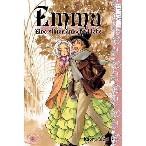 Kaoru Mori - Emma - Eine viktorianische Liebe 8 - Preis vom 20.01.2021 06:06:08 h