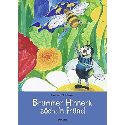 Heidrun Schlieker - Brummer Hinnerk söcht'n Fründ - Preis vom 20.10.2020 04:55:35 h