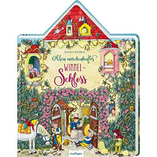 - Mein märchenhaftes Wimmel-Schloss - Preis vom 10.04.2021 04:53:14 h