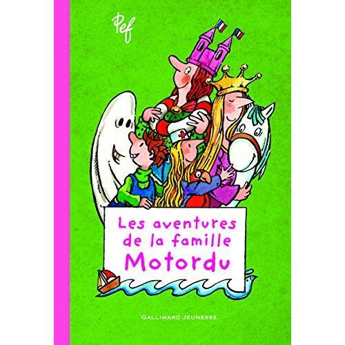 Pef - Les aventures de la famille Motordu, Tome 1 : - Preis vom 10.04.2021 04:53:14 h