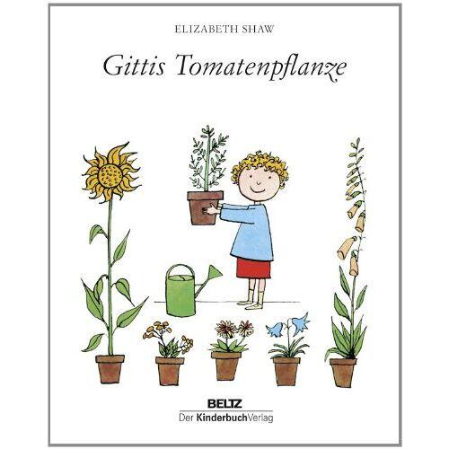 Elizabeth Shaw - Gittis Tomatenpflanze - Preis vom 25.02.2021 06:08:03 h