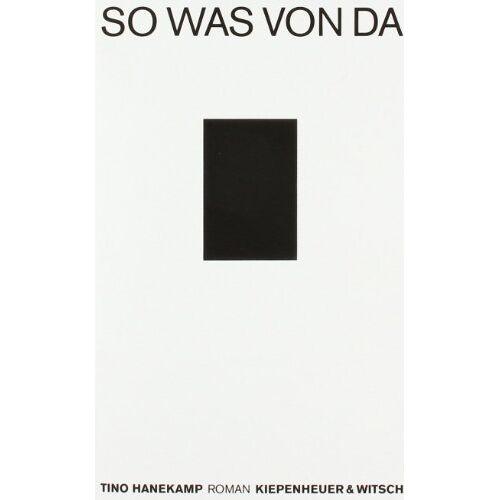 Tino Hanekamp - So was von da: Roman - Preis vom 20.10.2020 04:55:35 h