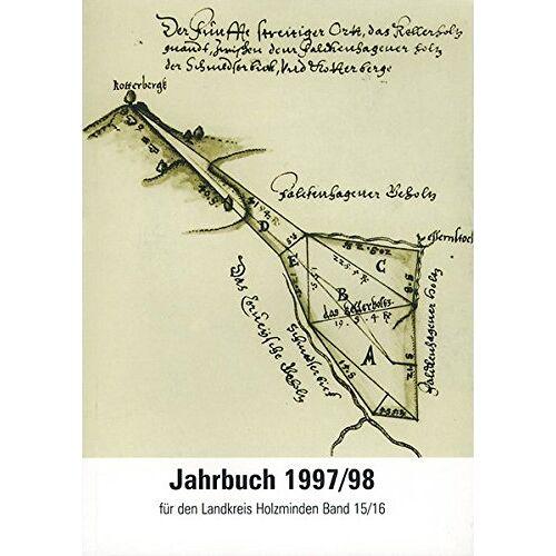 Andreas Lilge - Jahrbuch für den Landkreis Holzminden / Jahrbuch 1997/98 - Preis vom 05.09.2020 04:49:05 h