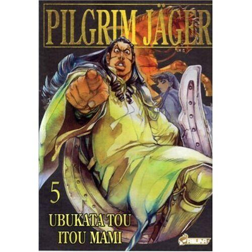 Tou Ubukata - Pilgrim Jäger, Tome 5 : - Preis vom 18.10.2020 04:52:00 h