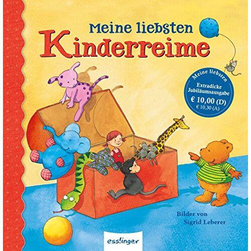 - Meine liebsten ...: Meine liebsten Kinderreime - Preis vom 22.01.2021 05:57:24 h
