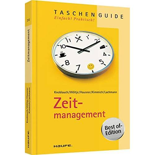 Jörg Knoblauch - Zeitmanagement - Preis vom 25.02.2021 06:08:03 h