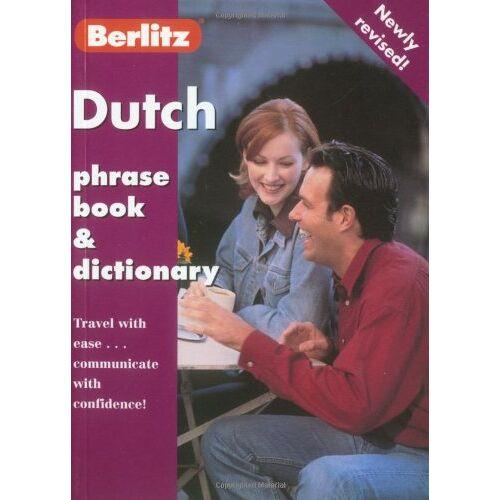 Berlitz Guides - Berlitz Dutch Phrase Book & Dictionary (Berlitz Phrase Book) - Preis vom 13.05.2021 04:51:36 h