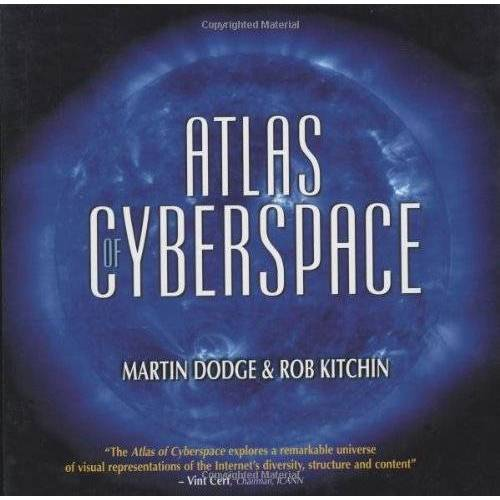 Martin Dodge - Atlas of Cyberspace - Preis vom 19.10.2020 04:51:53 h