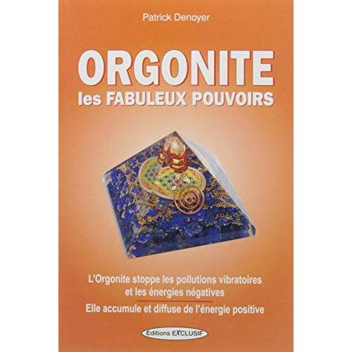 Patrick Denoyer - Orgonite - Preis vom 22.01.2021 05:57:24 h