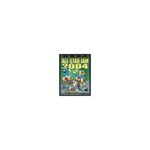 Kenneth Hite - Gurps Allstar Jam 2004 - Preis vom 17.04.2021 04:51:59 h