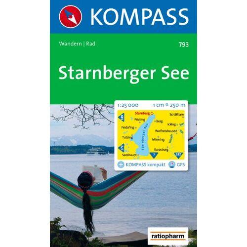 - Starnberger See 1 : 25 000: Wandern. Rad. GPS-geeignet - Preis vom 17.04.2021 04:51:59 h