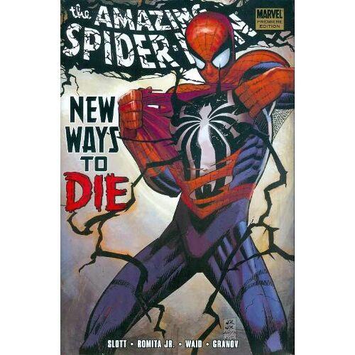 Dan Slott - Spider-Man: New Ways to Die (Amazing Spider-Man) - Preis vom 29.06.2020 04:58:32 h