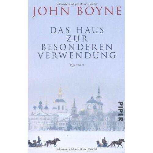 John Boyne - Das Haus zur besonderen Verwendung: Roman - Preis vom 22.01.2020 06:01:29 h