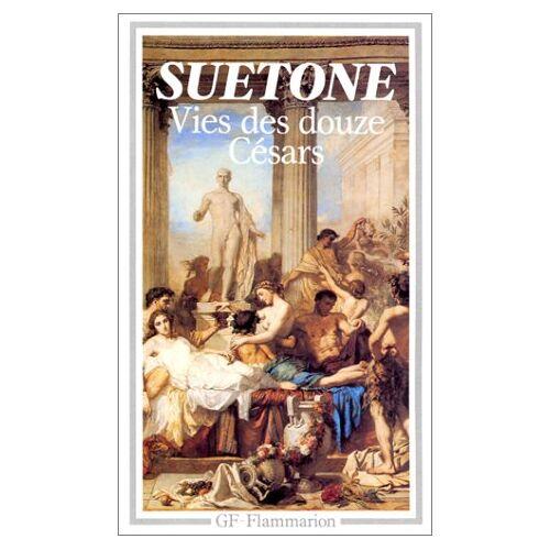 Suétone - Vies des douze Césars - Preis vom 21.10.2020 04:49:09 h