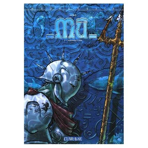 André Reina - Mû, Tome 1 : Insurrection - Preis vom 05.09.2020 04:49:05 h