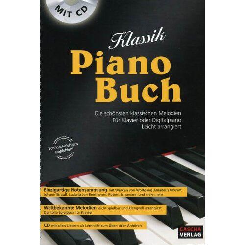 - Klassik Piano Buch. Klavier - Preis vom 25.01.2021 05:57:21 h
