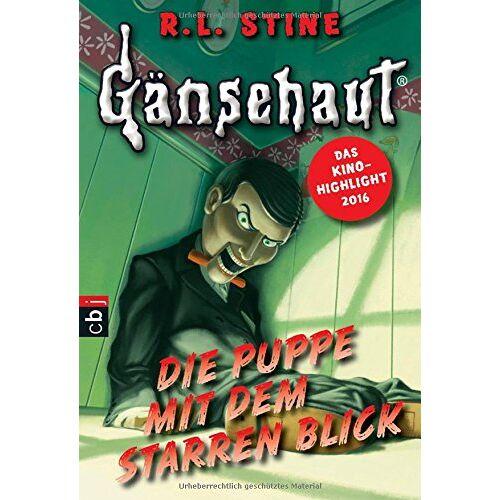 Stine, R. L. - Gänsehaut - Die Puppe mit dem starren Blick (Die Gänsehaut-Reihe, Band 4) - Preis vom 18.04.2021 04:52:10 h