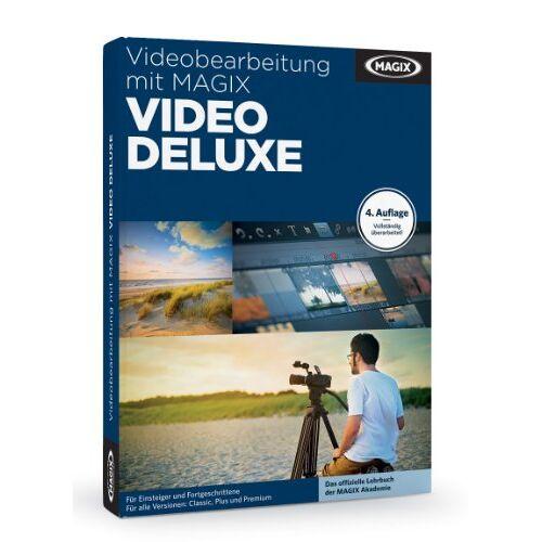 MAGIX Software GmbH - Videobearbeitung mit MAGIX Video deluxe: Für Einsteiger und Fortgeschrittene - Preis vom 16.04.2021 04:54:32 h