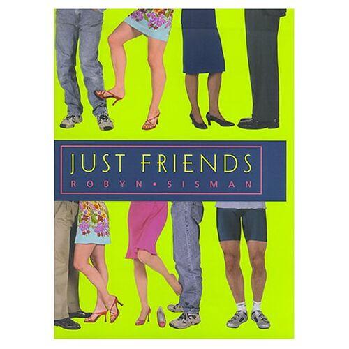 Robyn Sisman - Just Friends - Preis vom 06.09.2020 04:54:28 h