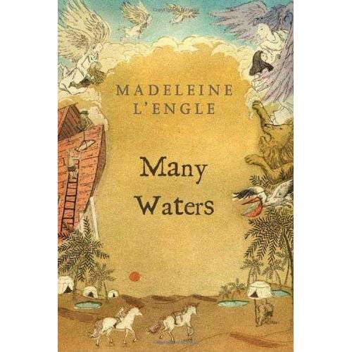 Madeleine L'Engle - Many Waters (Madeleine L'Engle's Time Quintet) - Preis vom 21.04.2021 04:48:01 h