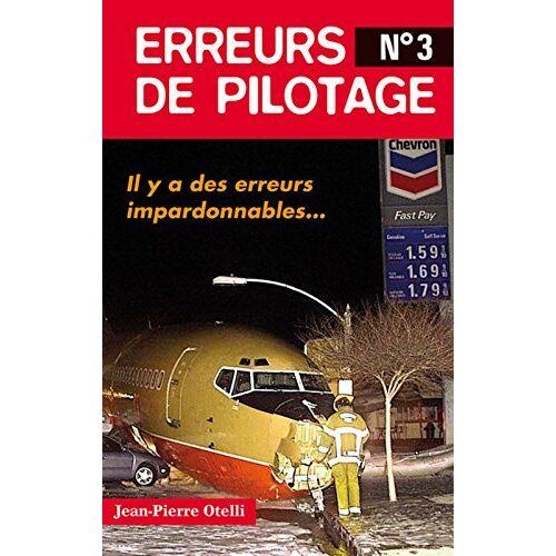 - Erreurs de pilotage : Tome 3 - Preis vom 18.10.2020 04:52:00 h