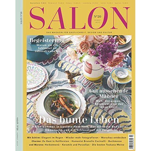 Salon - Salon 20/2019 Begeisterung - Preis vom 26.10.2020 05:55:47 h