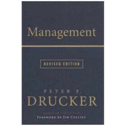 Drucker, Peter F. - Management Rev Ed - Preis vom 19.01.2021 06:03:31 h