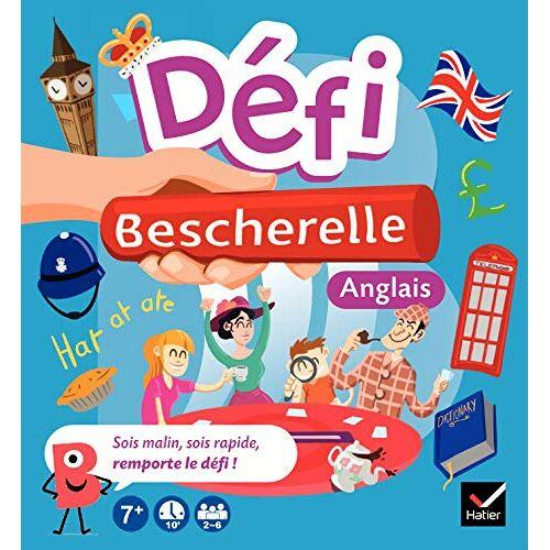 - Super défi anglais Bescherelle (Bescherelle jeux) - Preis vom 07.05.2021 04:52:30 h