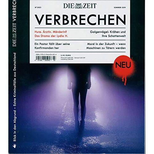 ZEIT Verbrechen - ZEIT Verbrechen 3/19 Das Drama der Lydia H. - Preis vom 28.02.2021 06:03:40 h