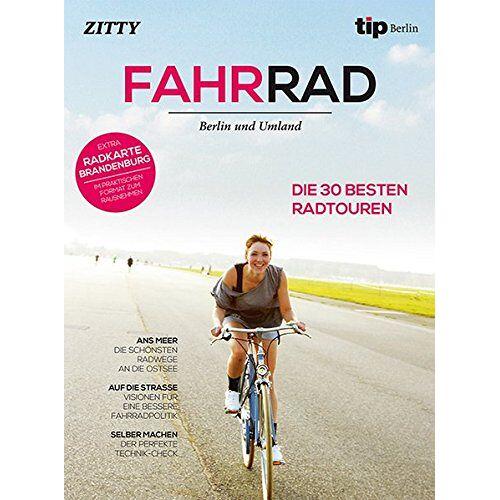 Zitty Verlag GmbH - FAHRRAD: Berlin und Umland - Preis vom 23.02.2021 06:05:19 h
