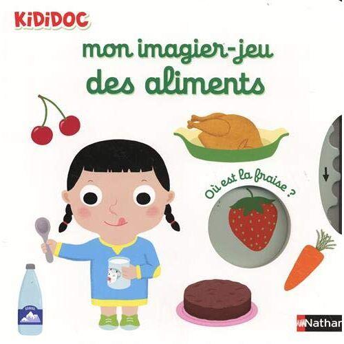 - Mon imagier-jeu des aliments (Kididoc imagiers jeu) - Preis vom 11.05.2021 04:49:30 h