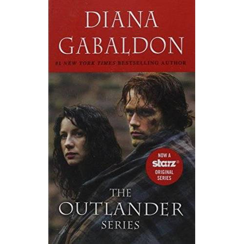Diana Gabaldon - Outlander 4-Copy Boxed Set: Outlander, Dragonfly in Amber, Voyager, Drums of Autumn - Preis vom 26.03.2020 05:53:05 h