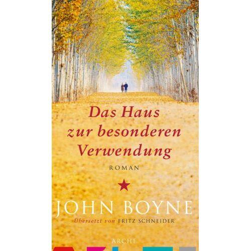 John Boyne - Das Haus zur besonderen Verwendung - Preis vom 08.04.2020 04:59:40 h