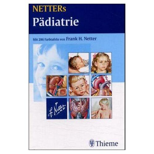 Netter, Frank H. - NETTERs Pädiatrie - Preis vom 14.05.2021 04:51:20 h