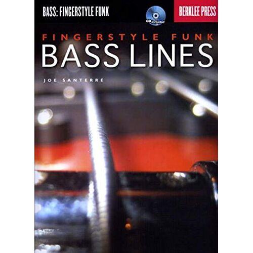- Fingerstyle Funk Bass Lines (Book & CD): Noten, CD, Lehrmaterial für Bass-Gitarre (Bass: Fingerstyle Funk) - Preis vom 21.10.2020 04:49:09 h