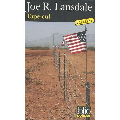 Joe Lansdale - Tape Cul (Folio Policier) - Preis vom 20.10.2020 04:55:35 h