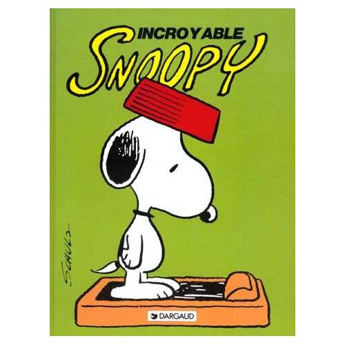 - Snoopy t2 incroyable snoopy - Preis vom 20.10.2020 04:55:35 h