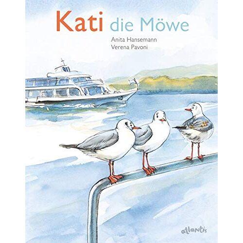 Anita Hansemann - Kati, die Möwe - Preis vom 05.09.2020 04:49:05 h