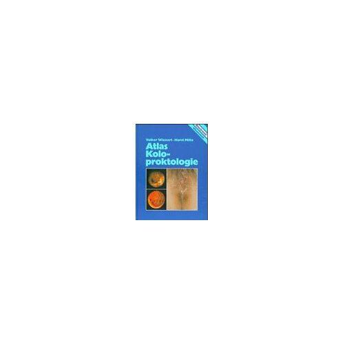 Volker Wienert - Atlas Koloproktologie - Preis vom 10.04.2021 04:53:14 h