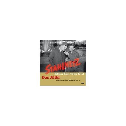 Wolfgang Menge - Stahlnetz - Das Alibi: Krimi - Preis vom 21.04.2021 04:48:01 h
