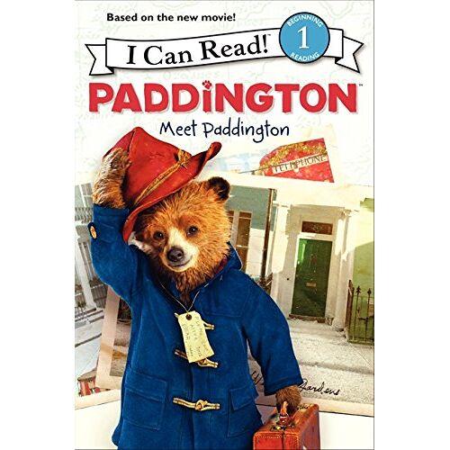 Annie Auerbach - Paddington: Meet Paddington (I Can Read Book 1) - Preis vom 26.02.2021 06:01:53 h