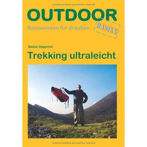 Stefan Dapprich - Trekking ultraleicht - Preis vom 25.01.2021 05:57:21 h