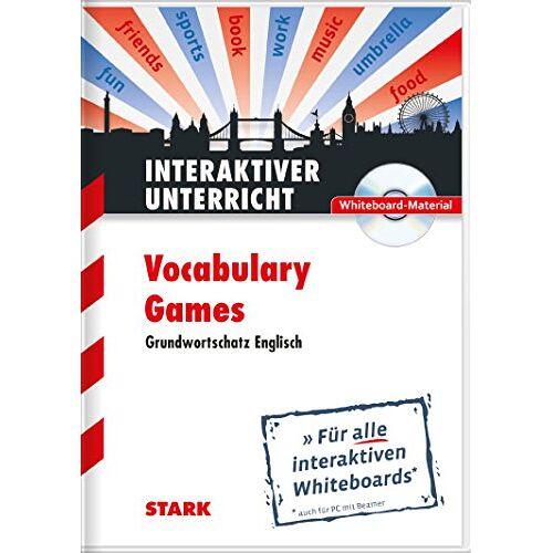 - CD-ROM Whiteboard-Anwendung Englisch 'Vocabulary games': Für alle interaktiven Whiteboards (auch für PC mit Beamer) - Preis vom 15.04.2021 04:51:42 h