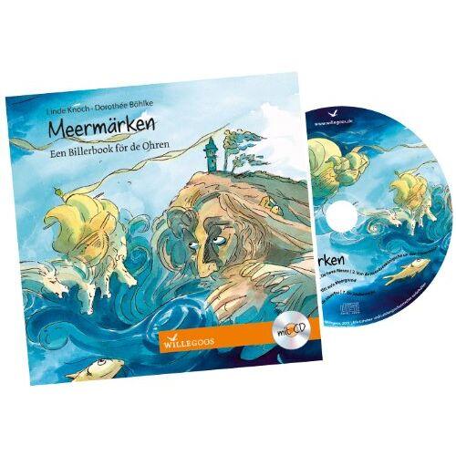 Linde Knoch (Texte/Sprecherin) - Meeresmärchen - Ein Bilderbuch für die Ohren - Preis vom 08.05.2021 04:52:27 h