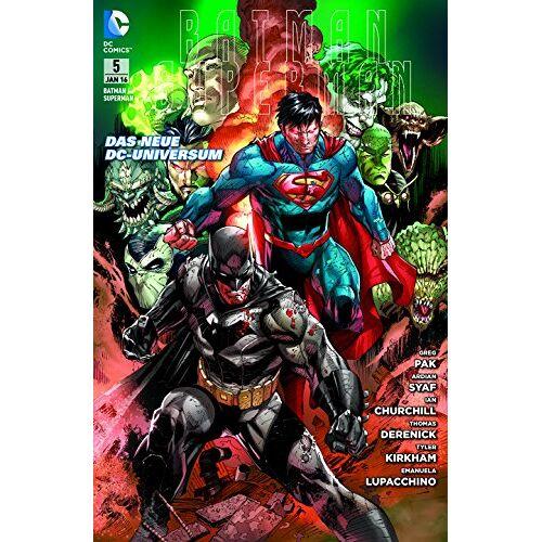 Greg Pak - Batman / Superman: Bd. 5: Supermans Joker - Preis vom 01.03.2021 06:00:22 h