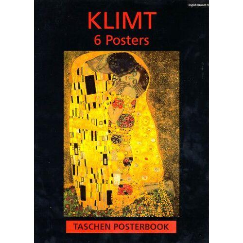Gustav Klimt - Klimt Posterbook - Preis vom 17.10.2020 04:55:46 h