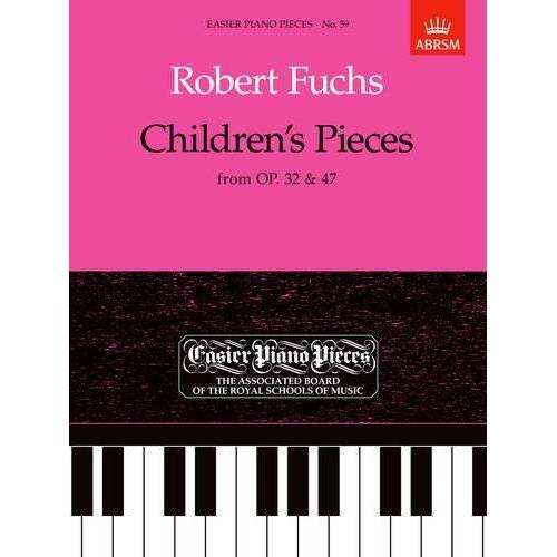 - Children's Pieces, from Op.32 & 47: Easier Piano Pieces 59 (Easier Piano Pieces (ABRSM)) - Preis vom 03.04.2020 04:57:06 h